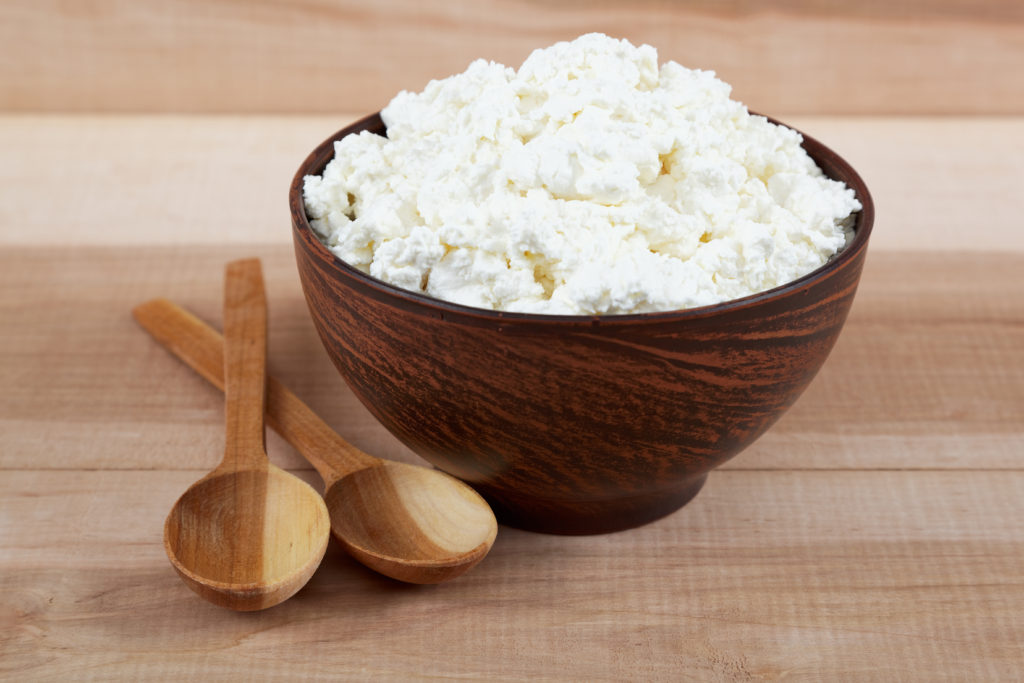 Fat-Free Cottage Cheese is A Great Source Of Lean Protein