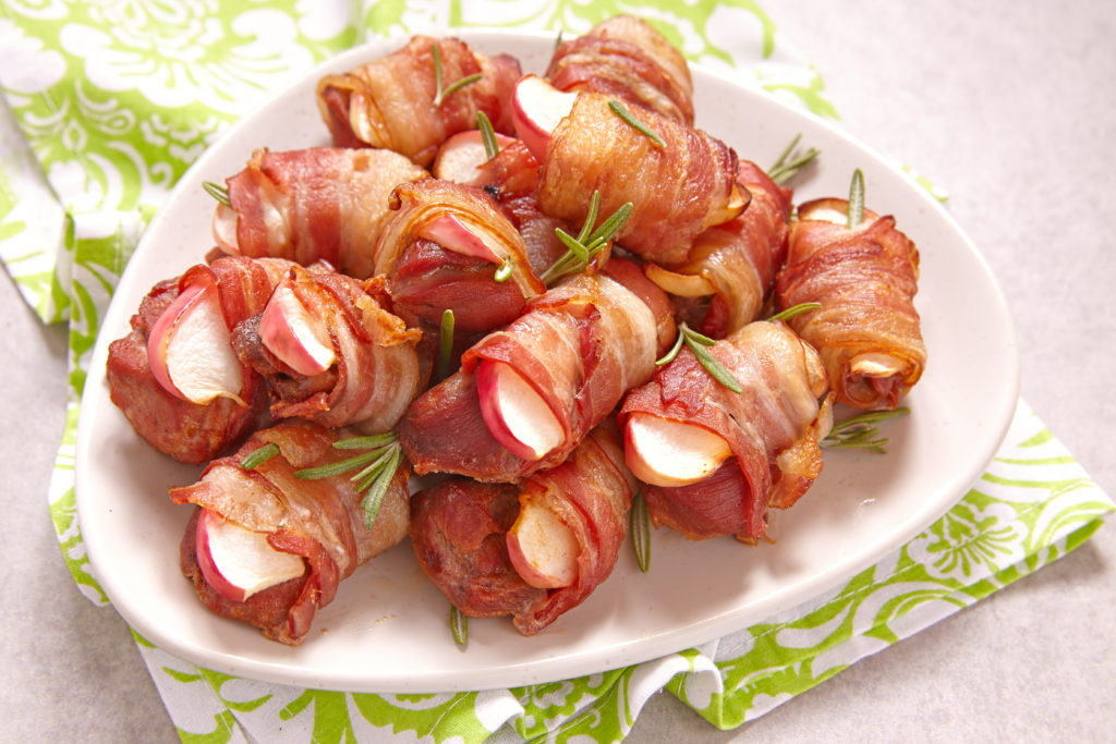 Turkey Bacon is a great source of lean protein