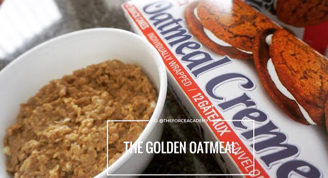 the golden oatmeal, the force academy