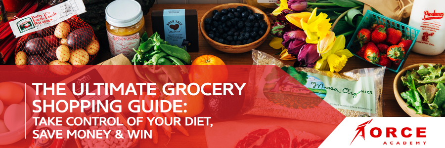 grocery shopping guide; grocery shopping budget; grocery shopping save money